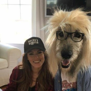 This woman and her dog basically just won Halloween with this incredible costume
