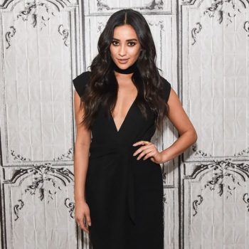 "Shay Mitchell's Instagram post about ""Pretty Little Liars"" is tugging on our heartstrings"