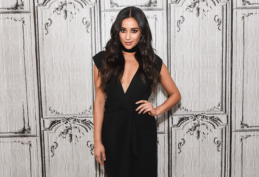 "Shay Mitchell absolutely SLAYS cover of ""Self"" magazine and shares ~this~ inspiring message"