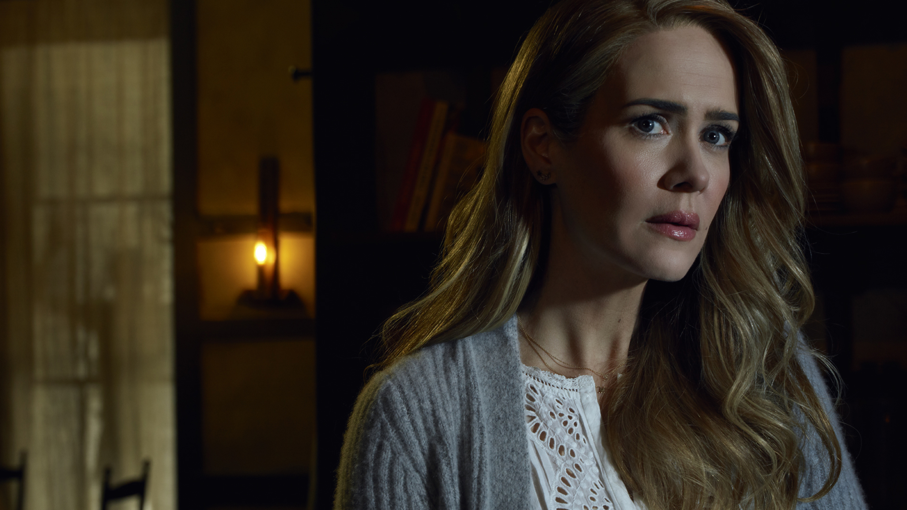 "According to Ryan Murphy, we still haven't figure out the big twist on ""American Horror Story: Roanoke"""