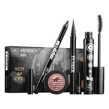 Ardency Inn released the perfect set for those of us who are eye makeup obsessed