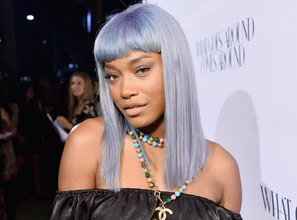 Keke Palmer's adventurous outlook on her hair is truly inspiring