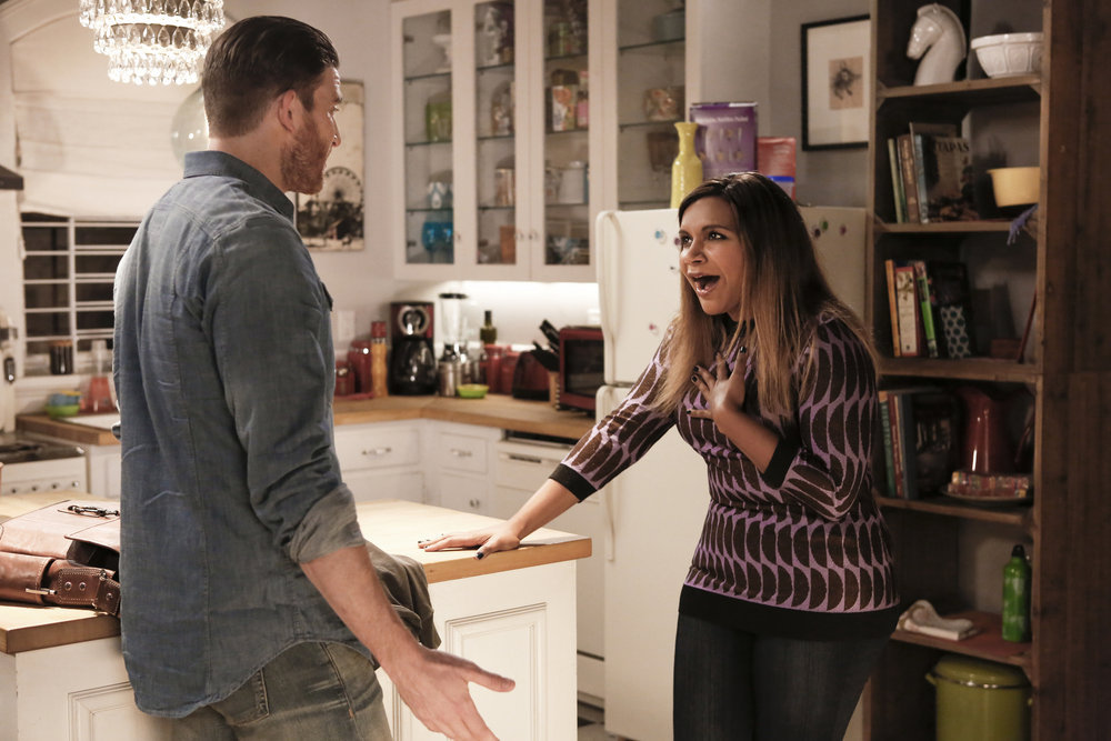 """Nurse Ben is making the world swoon on """"The Mindy Project"""""""