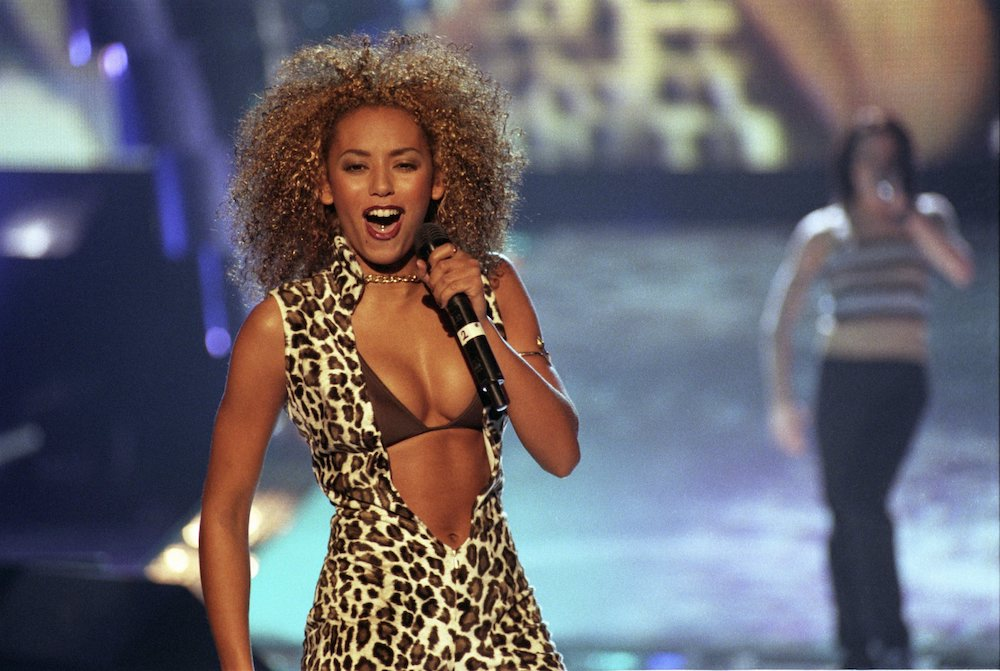 Mel B channels Scary Spice hey day in Los Angeles Daily