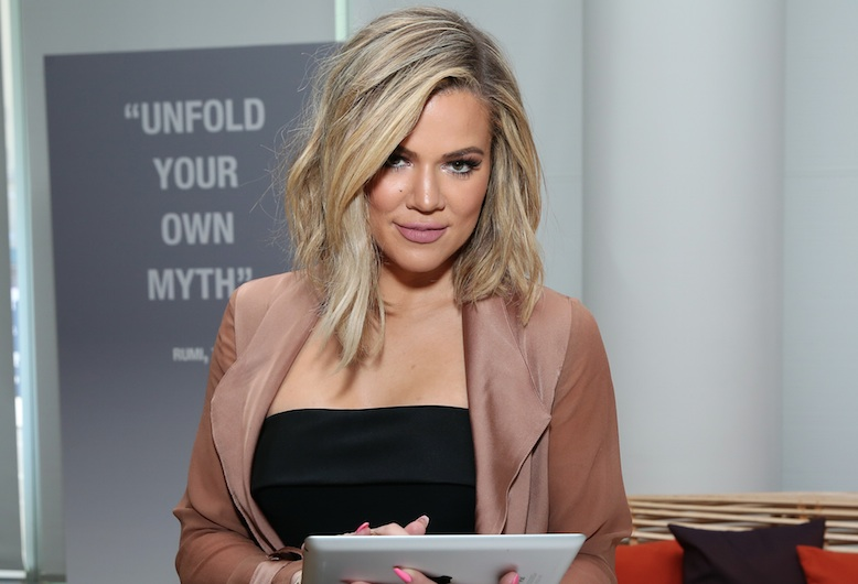 Khloe Kardashian discusses body inclusion and her new denim line, and so much yes