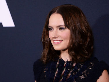 Daisy Ridley's new haircut is so sharp it could cut glass