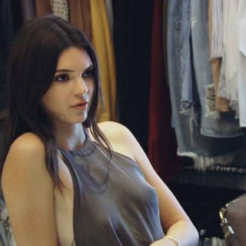Kendall Jenner's strange new couch is exactly what our apartment's been missing this whole time