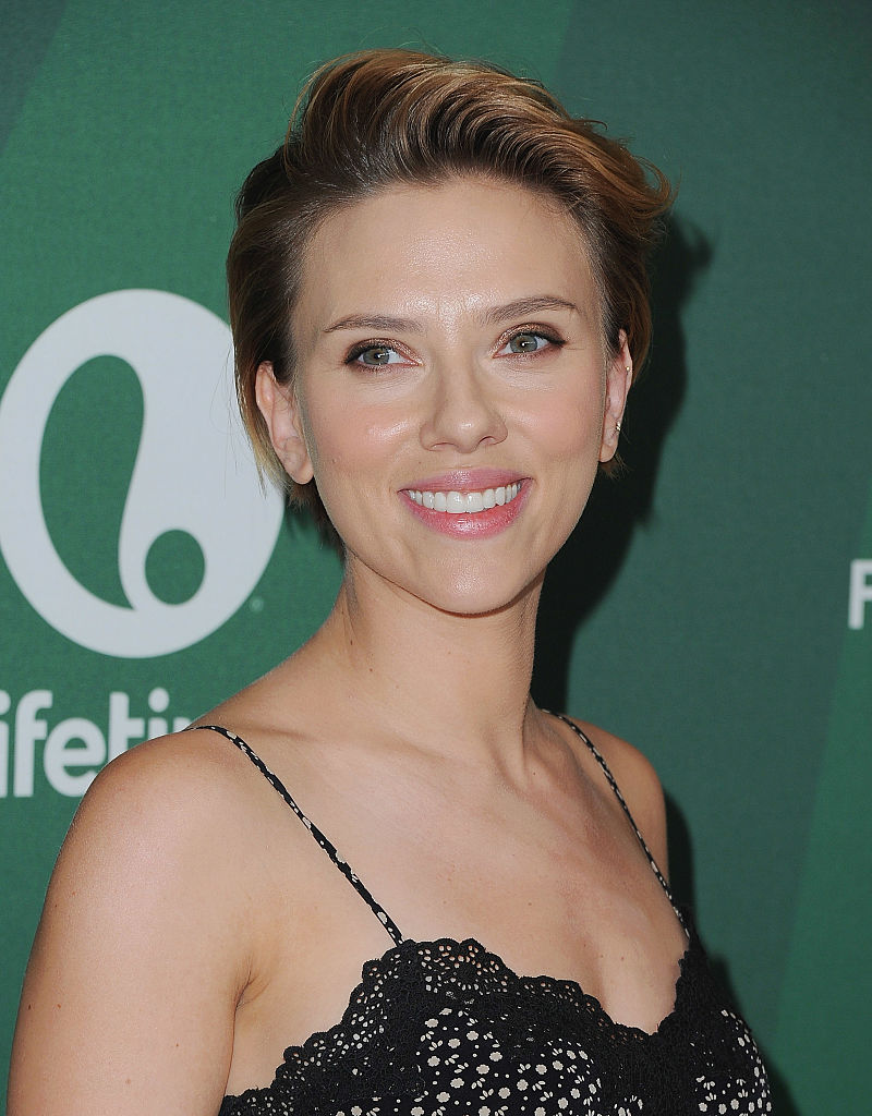 Scarlett Johansson just opened a gourmet popcorn shop because why not!