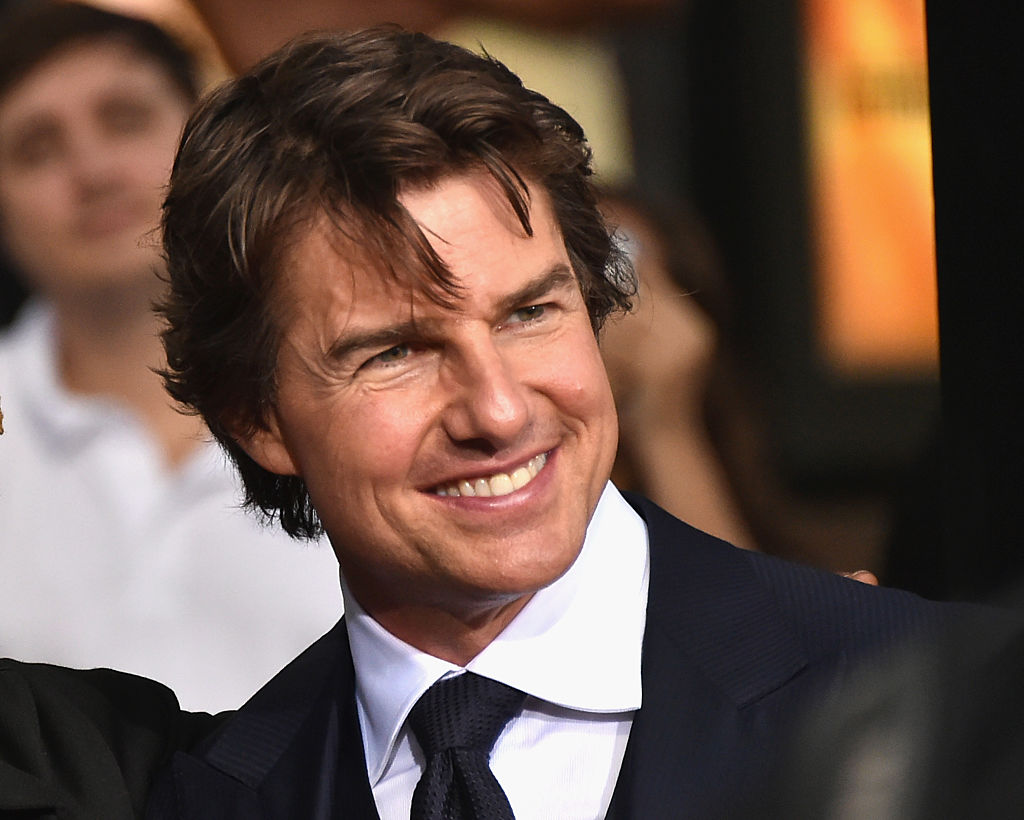 "Tom Cruise is open to a ""Top Gun"" sequel and he definitely has our attention"