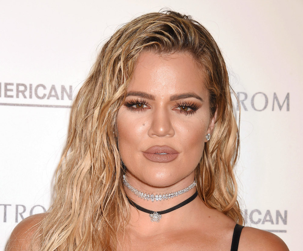 Khloé Kardashian invokes Vanity 6 with her latest outfit, inspiring us to pair sexy lingerie with our jeans
