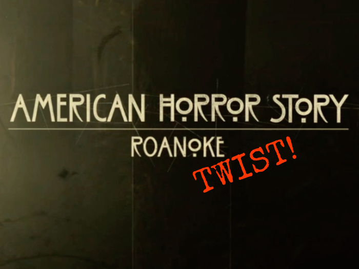 """American Horror Story: Roanoke"" has finally revealed the ~big twist~ and it's not what we were expecting"