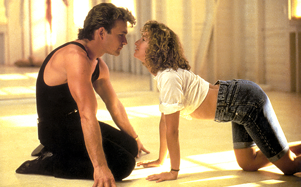 """Jennifer Grey reveals who she'd cast in a """"Dirty Dancing"""" remake, and we're 100% on board"""