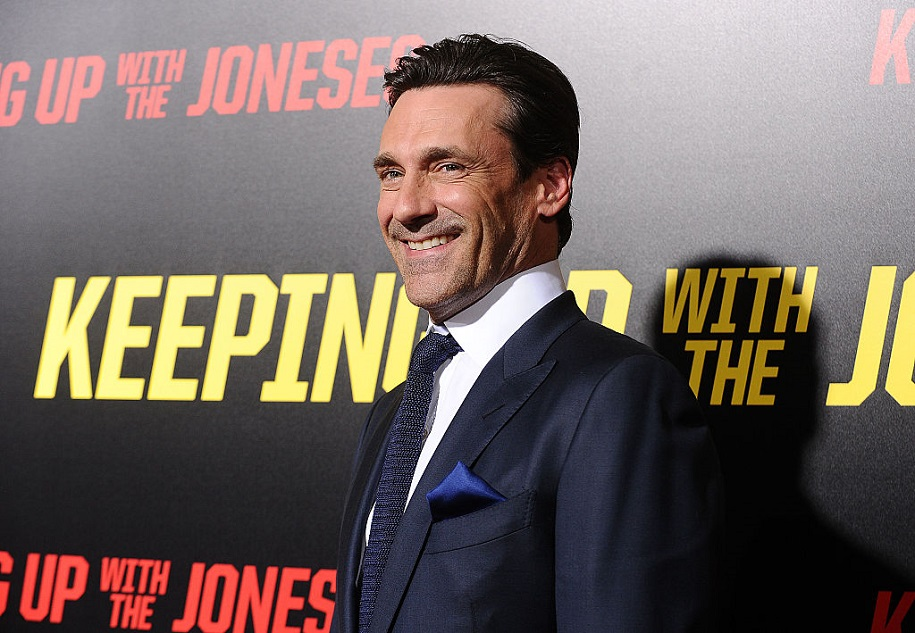 Jon Hamm opened up about the tragedy in his past, and we really feel for him