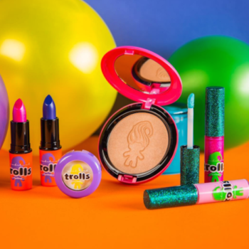 The MAC Cosmetics Trolls collection is now on mega sale, fulfilling all of your colorful makeup needs