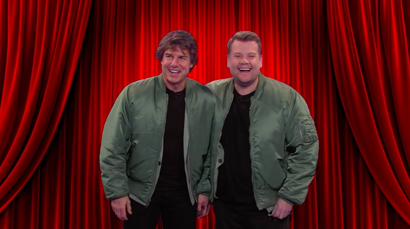 Tom Cruise acted out his entire movie career in nine minutes with James Corden, and thank you, world