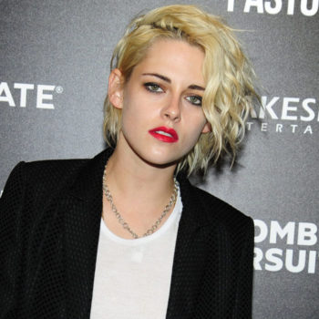Kristen Stewart effortlessly pulls off business meets punk with her latest red carpet lewk