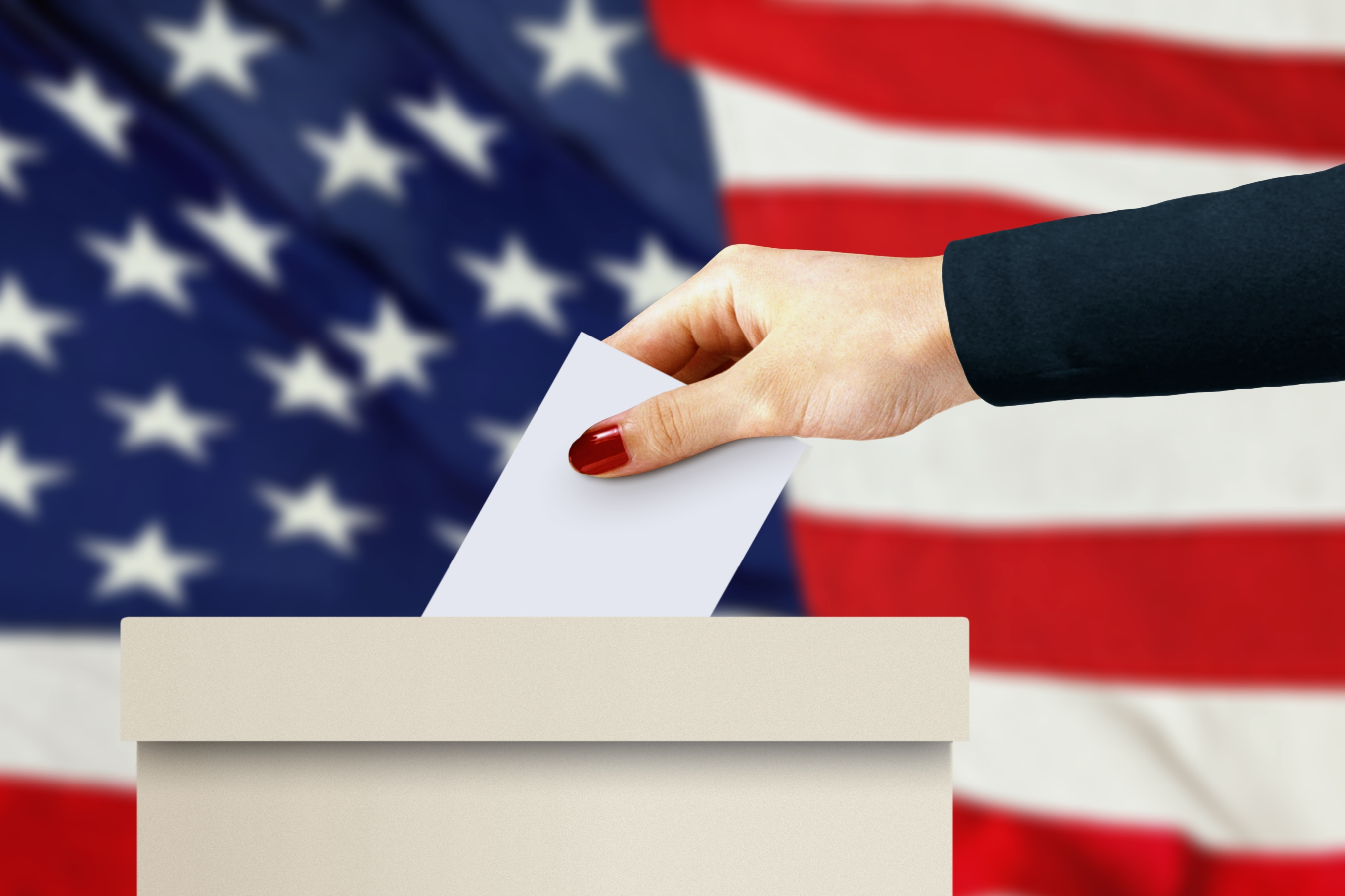 Why is election day so late this year?