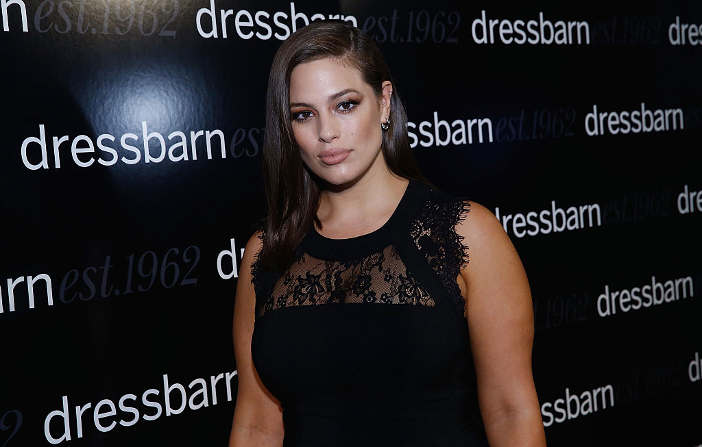 "Ashley Graham did a nude shoot with the ladies of ""America's Next Top Model"" to emphasize body confidence, and woah we're inspired"