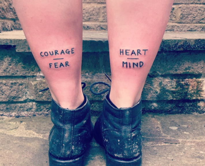 These stick-and-poke tattoos are exactly what we need to get through the mess that is 2016