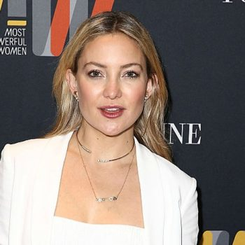Kate Hudson's matching polka dot sleep ensemble is the most stylish way to catch some zzz's