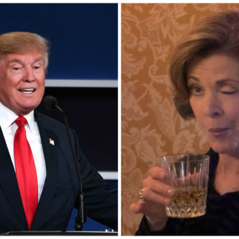 """Yaasss, there's now a second """"Arrested Development"""" and Donald Trump debate mashup"""