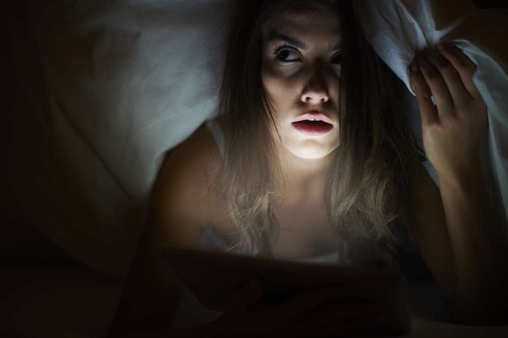These are the Top 5 scariest movies of all time, we're sleeping with a nightlight forever