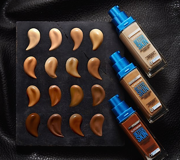 Hooray for drugstore beauty: Maybelline just expanded their foundation range