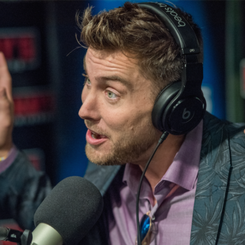 Lance Bass had this to say about proposals at the end of certain reality shows, and, slow clap