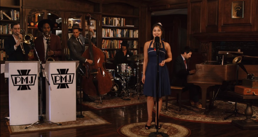 "Postmodern Jukebox covered Maroon 5's ""This Love,"" and we're screaming ALL of the yeses"