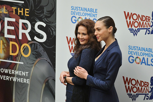 Wonder Woman is an honorary UN Ambassador and we've honestly never loved the world more
