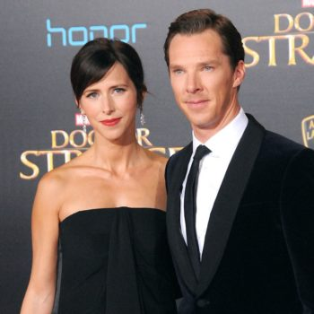 Aww, Benedict Cumberbatch will be welcoming Baby #2!