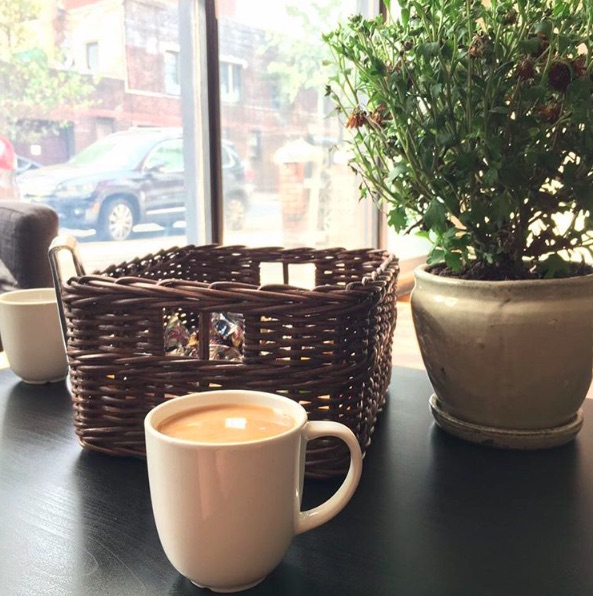 This pay-by-the-minute coffee shop may be the way of the future