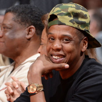 Jay Z is the first rapper nominated for the Songwriters Hall of Fame and we couldn't be more excited