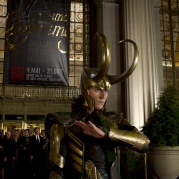 Tom Hiddleston is playing a 'ridiculously pompous' villain, and we're here for it