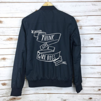 Say it like you mean it! 8 cheeky slogan jackets to rock right now