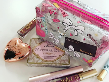 Too Faced is doing a collab with one of the cutest accessory brands, because of course they are