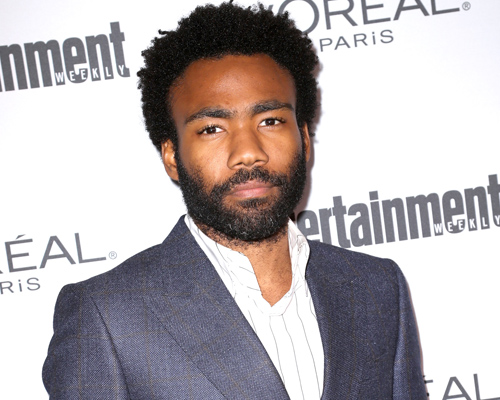"""Donald Glover of """"Atlanta"""" is joining the Han Solo movie as Lando Calrissian and we are 100% fangirling"""