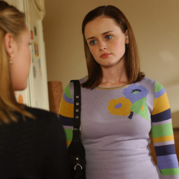 """Hey girl, you'll never guess who *almost* appeared opposite Rory on """"Gilmore Girls"""""""