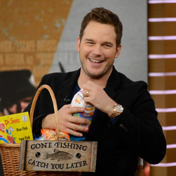 Chris Pratt has come to Instagram to warn us all about trolls, and we are not even a little bit kidding