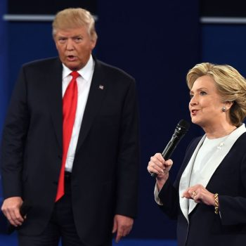 There's a new Bad Lip Reading of the second presidential debate and it's literally poetic, guys