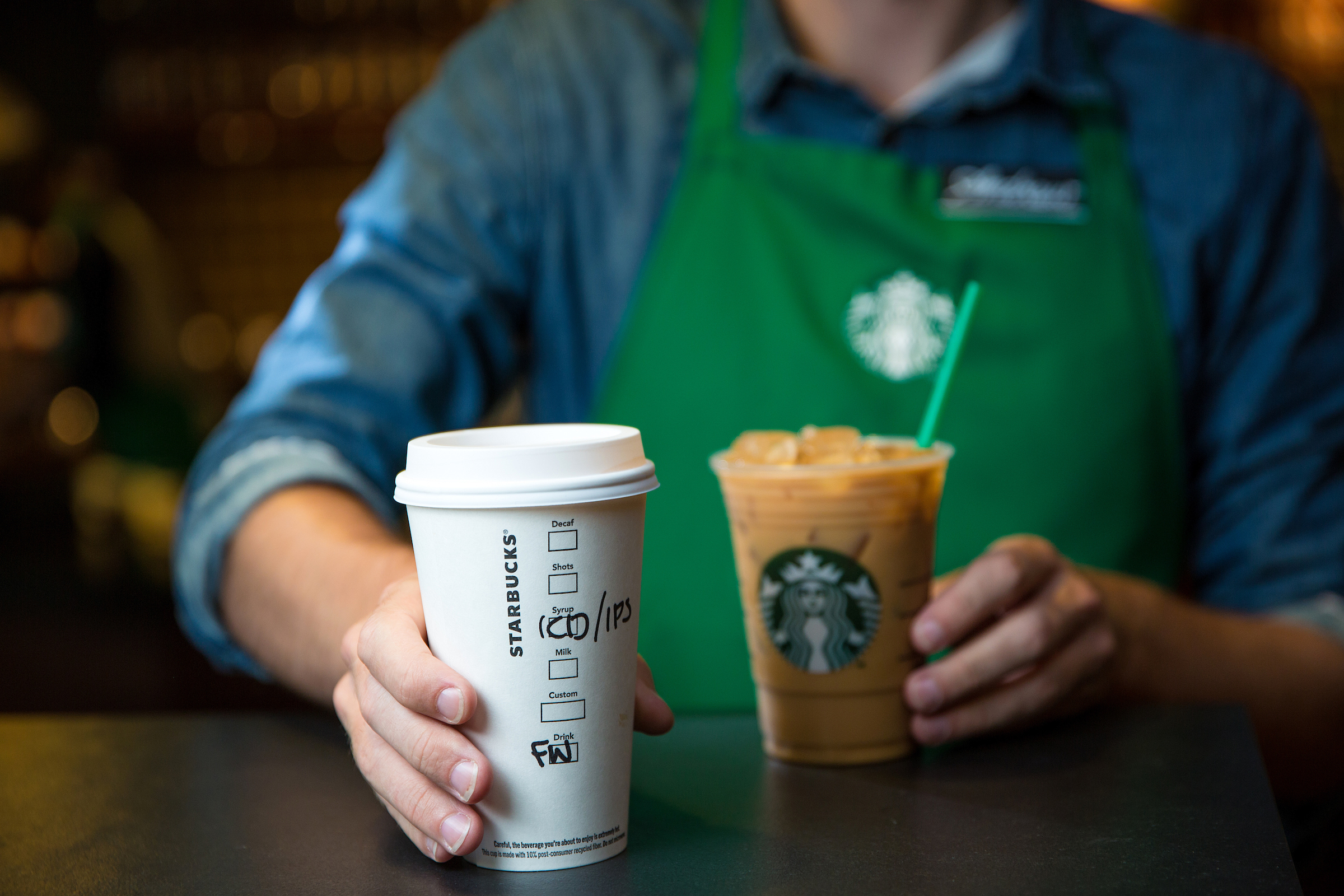 Starbucks baristas share their hacks — including the delicious-sounding Pumpkin Spice Cold Brew