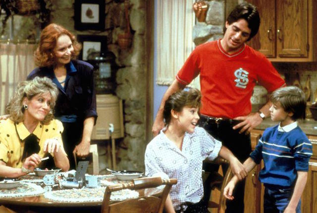 "Alyssa Milano just opened up about THAT classic coming-of-age ""Who's the Boss?"" episode"