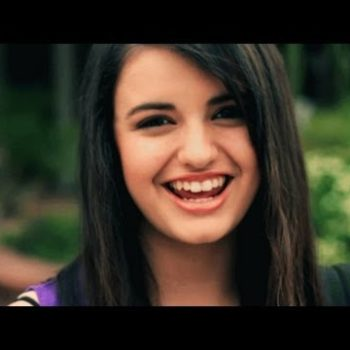 Rebecca Black is looking back on 'Friday' and we're feeling all the feels