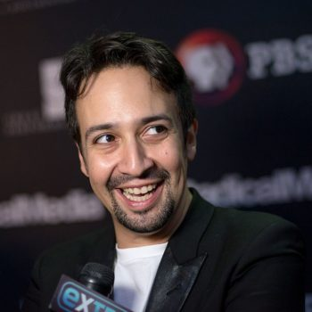"Lin-Manuel Miranda's live tweets about ""Hamilton's America"" were hilariously entertaining just like him"