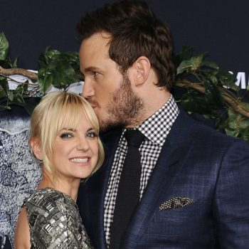 Chris Pratt and Anna Faris will co-star together because they're seriously the cutest