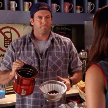 """This """"Gilmore Girls"""" fan theory is true, and it's blowing our minds"""