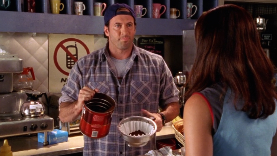 """This """"Gilmore Girls"""" fan theory is true, and it's blowing"""