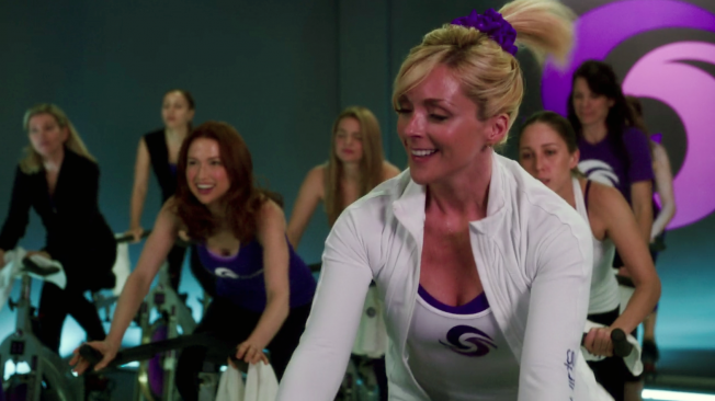 'Sweatworking' is the way to network while you work out — would you try it?