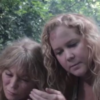 "Amy Schumer posted a behind-the-scenes of her ""Formation"" spoof with Goldie Hawn and it is as perfect as they are"