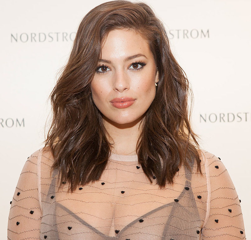 Ashley Graham just achieved a major career goal and proved body shamers wrong